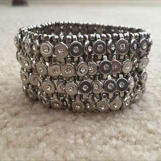 Mode Silver Bracelet