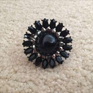 Mode Black Ring