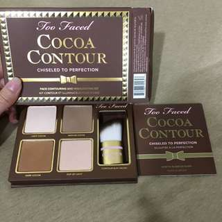 Too Faced巧克力修容盤