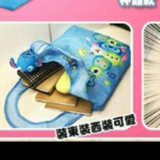 【預購】全家 TSUM 疊疊 環保 購物袋