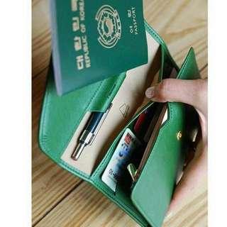 時尚護照夾