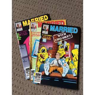 Married With Children Comics