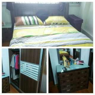 Bedroom Set Furniture Complete