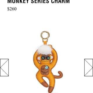 Mcm Monkey Series Authentic