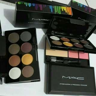 Mac Eyeshadow & Pressed Powder Eyeshadow