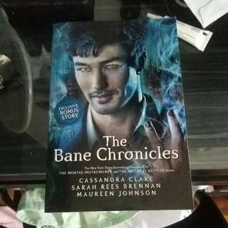 The Bane Chronicles (Paperback)
