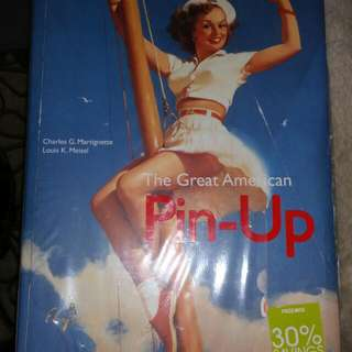 American Pin Up Poster Book.