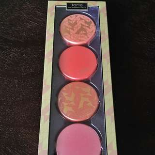 Tarte Holidaze  2015 Delux Clay Blush set