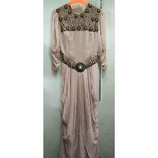 Long Dress Solemio Obralan