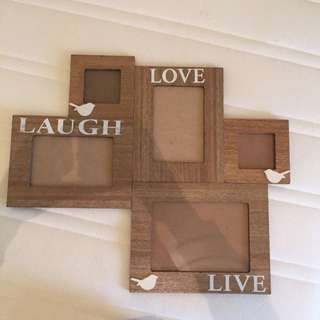 Cute Photo Collage Frame