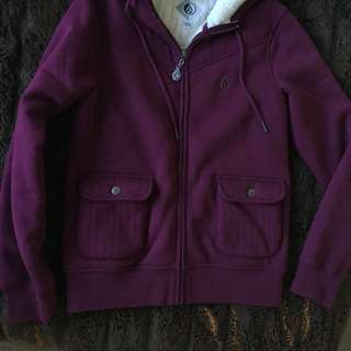 Volcom Purple jumper