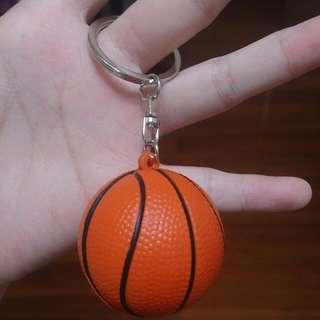 籃球鑰匙圈