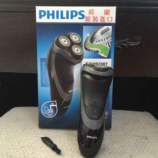 飛利浦電動刮鬍刀PT727