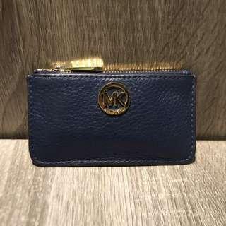 MK - 牛皮零錢包