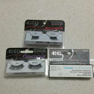 Ardell Lashes & Glue