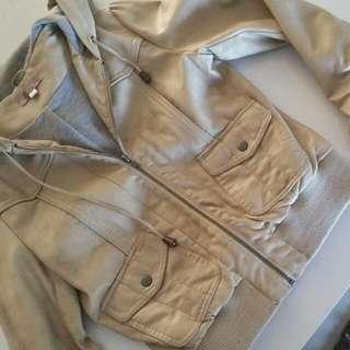 Tempt Pleather Jacket