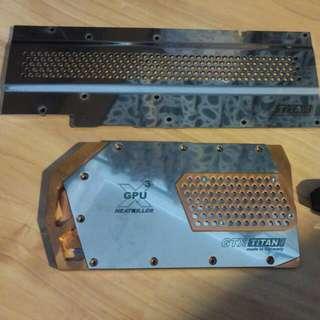 Gtx Titan / Gtx 780 Heat Killer Water block