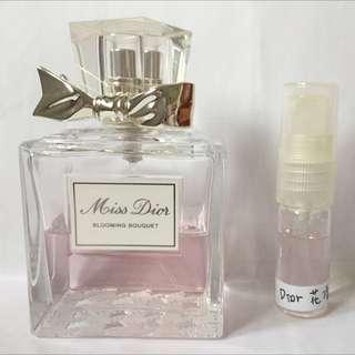 含運 Dior 花漾女性淡香水