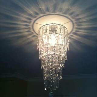 Chandelier Light Cover