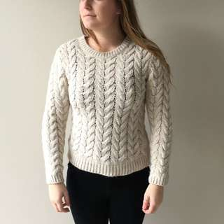 H&M Knitted Jumper Size Smal