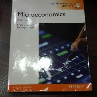 micro economics textbook