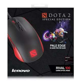 Steelseries Rival 100 (Dota2 Version) [Long-Term]