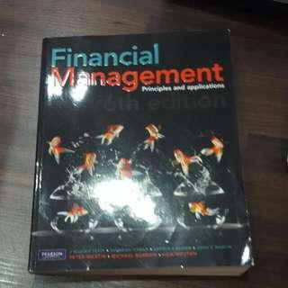 corporate finance textbook