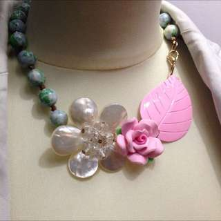 [REPRICE!!] Japanese Beauty Necklace