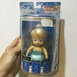 super rockin 奇異仙子 絕版 珍珠色 迪士尼