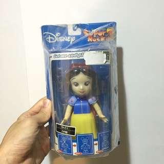 super rockin 白雪公主 原色版 迪士尼