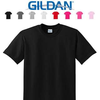 [現貨] GILDAN 吉爾登 76000 美國棉素t 棉t 素t 美國棉 大學t 素TEE 圓筒t