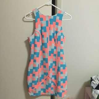 Australian Designer's Brand Dress