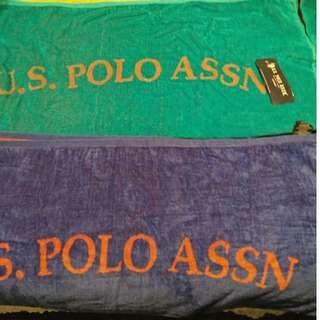 U.S. Polo Assn Beach Towel