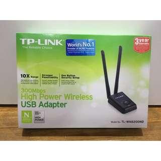 High Power Wireless USB Adaptor