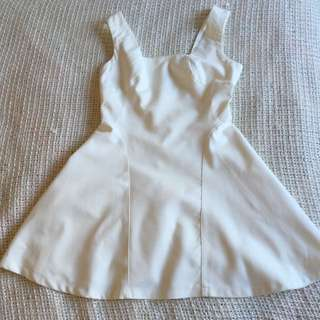 Portmans White Dress Size 12