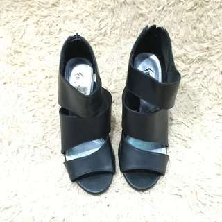 Black Sexy Heels - Fioni For Payless Shoes