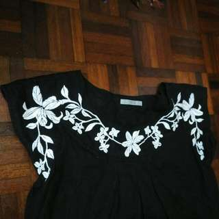 Marks & Spencer Pure Linen Shirt UK10