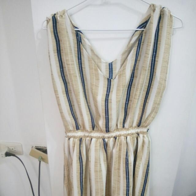 韓版洋裝$300