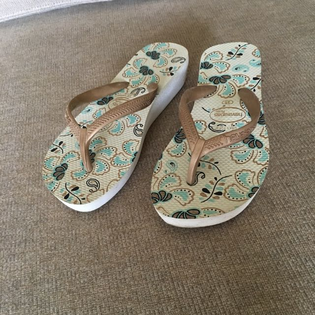 哈瓦那巴西拖鞋真品35號