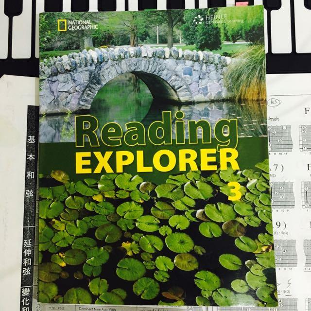 大學中高級英文課本