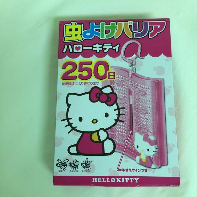阿卡將-kitty 250日 防蚊掛片