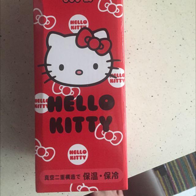 保溫瓶 Hello Kitty