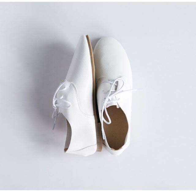 轉售 Starmimi 新品 小白鞋
