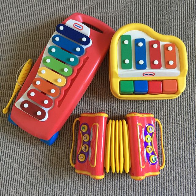 Baby Toy Musical Instruments X 3