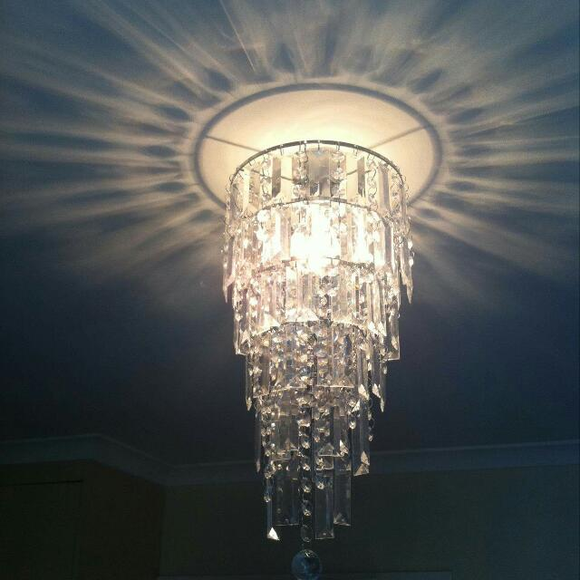 Chandelier Light Cover