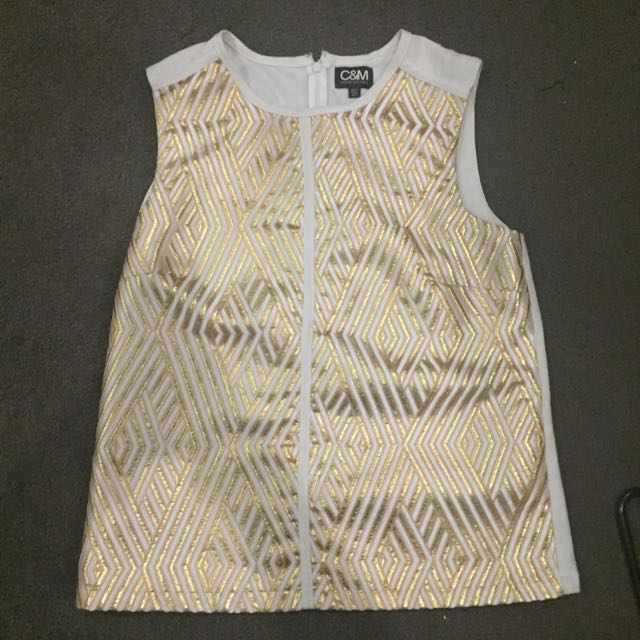 C&M Top Size 10
