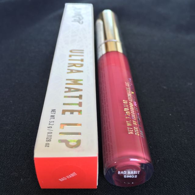 Colourpop Bad Habit Ultra Matte Lip