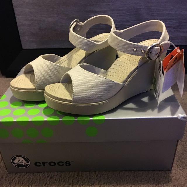 Crocs Hanalei Women Wedge