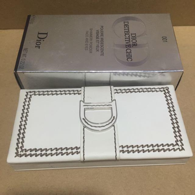 Dior Shimmer Pallette