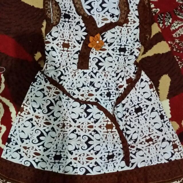 Dress Batik 4-5th